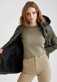 DeFacto - Winter coat - khaki - 3