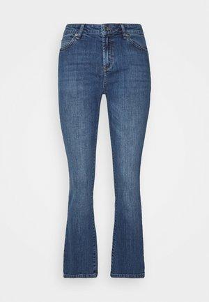 JOHANNA KICK FLARE WASH SPLENDID - Jeans Skinny Fit - denim blue
