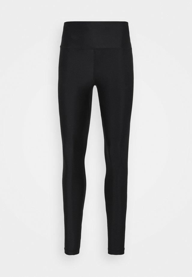 HIGH WAIST SOLID  - Legging - black beauty