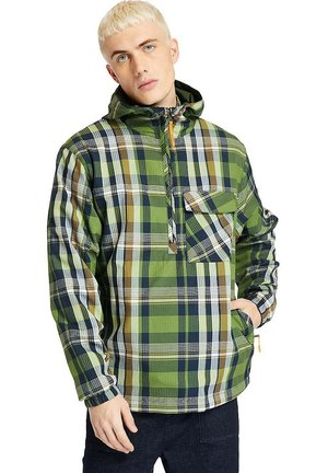 Windbreaker - calla green yd