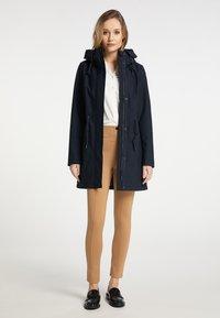 DreiMaster - Winter coat - nachtblau - 1
