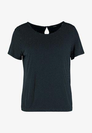 SIEKE - Print T-shirt - simply blue