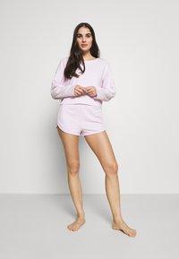 GAP - LOUNGE  - Pyjama top - whitened lilac - 1