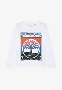 Timberland - Long sleeved top - weiss - 3