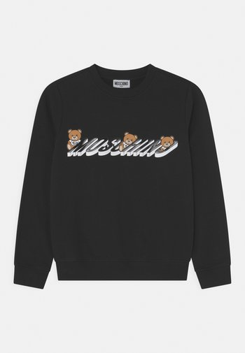 ADDITION UNISEX - Sweatshirt - black