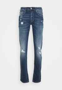 Replay - GROVER - Straight leg jeans - medium blue - 3