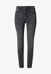 comma - Slim fit jeans - grey stretched den - 5