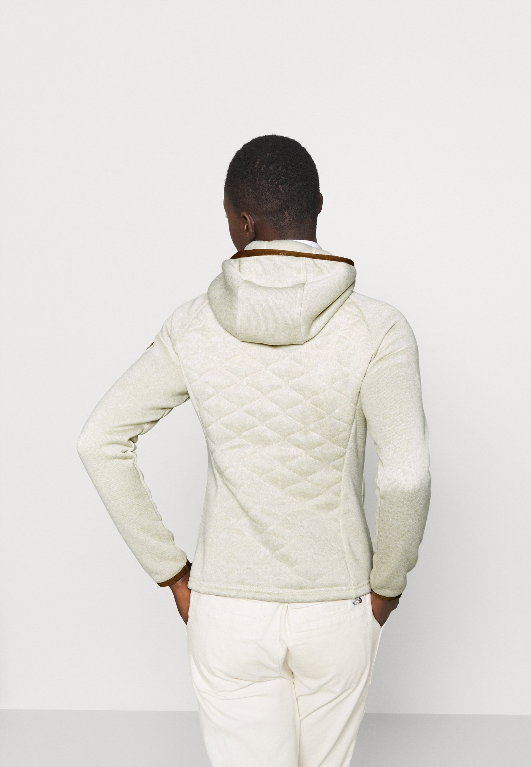 Icepeak APPLEBY - Fleece jacket - beige 8bfD3