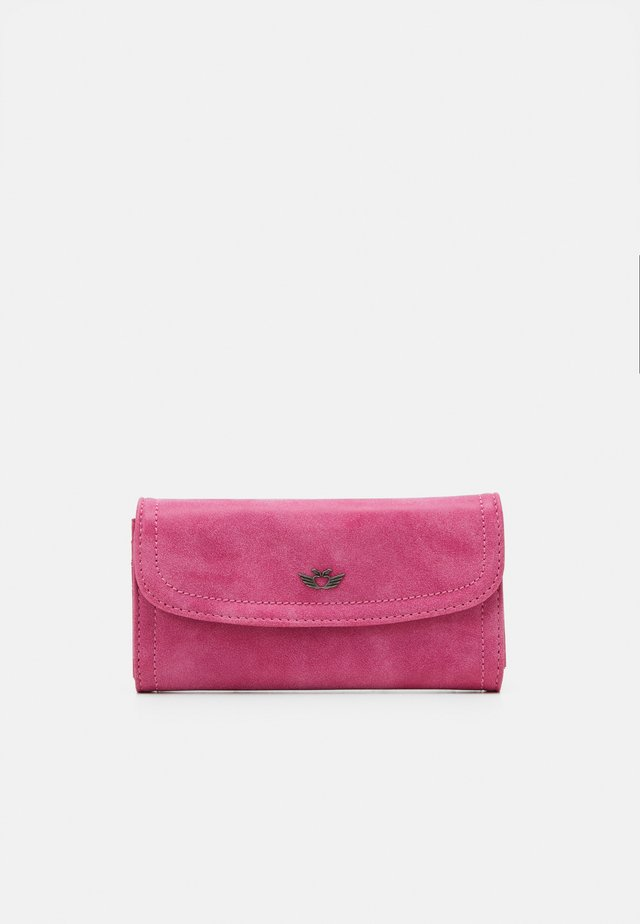 Wallet - squeezy pink