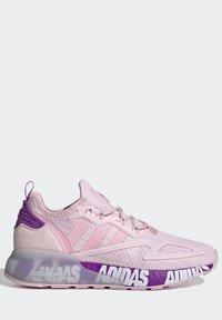 adidas Originals - ZX 2K BOOST SCHUH - Trainers - pink - 8