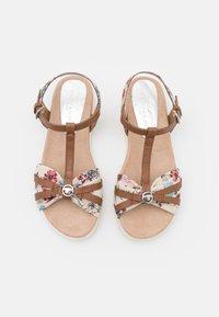 TOM TAILOR - Sandals - beige - 5