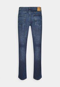Jack & Jones - JJICLARK JJICON - Jeans straight leg - blue denim - 1