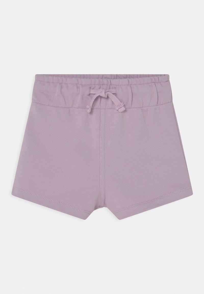 KIDS by NA-KD - ORGANIC BASIC  - Shortsit - violet
