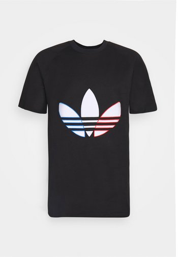 TRICOL TEE UNISEX - T-shirts print - black