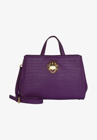 Silvio Tossi - Handbag - purple - 1