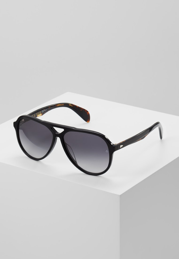 rag & bone - Sunglasses - black