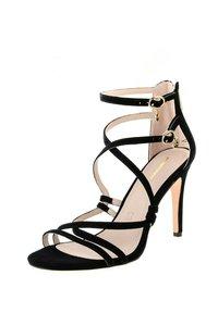PRIMA MODA - TERZO - Sandály na vysokém podpatku - black - 2