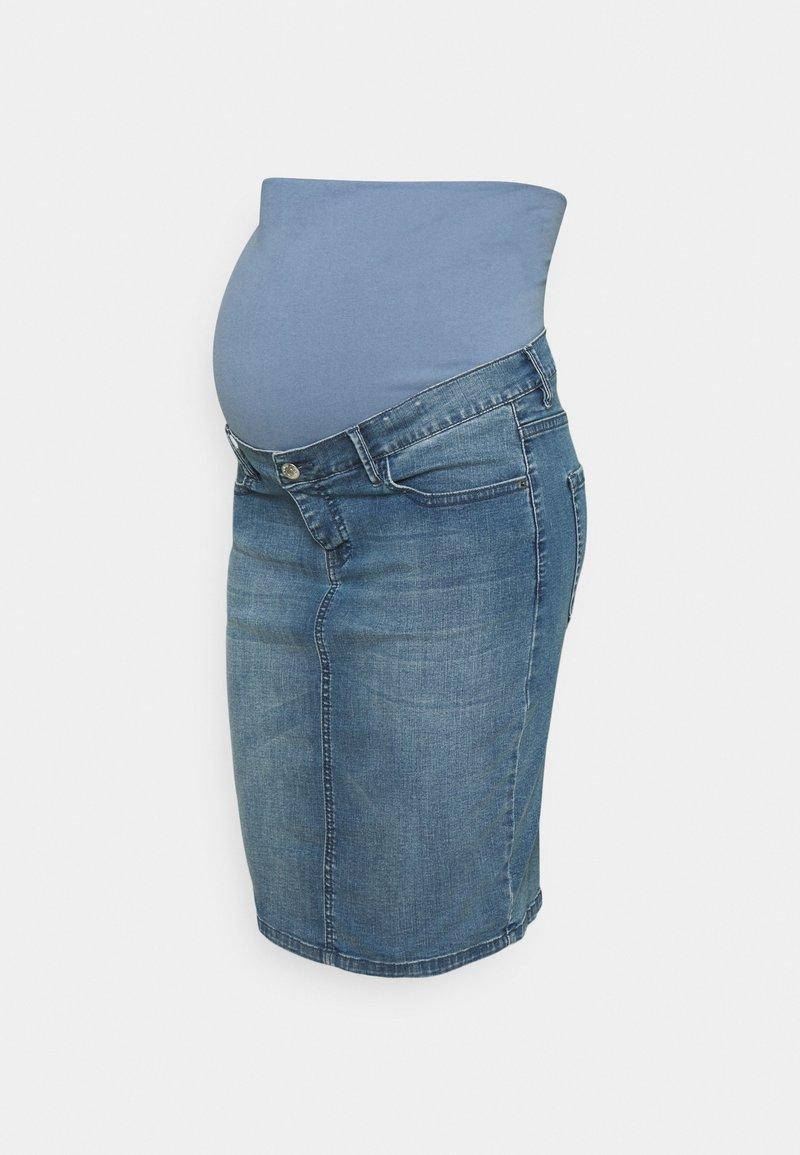 Noppies - ERIE - Spódnica jeansowa - aged blue