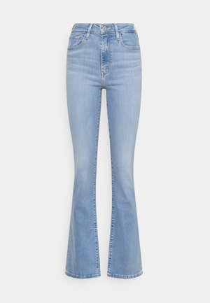 725 HIGH RISE BOOTCUT - Bootcut jeans - light-blue denim