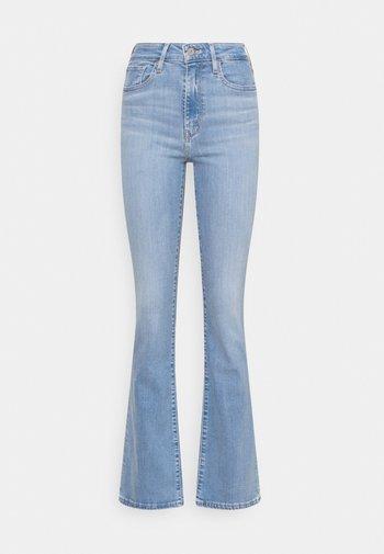 725 HIGH RISE BOOTCUT - Jeans bootcut - light-blue denim