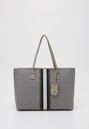 GEMINI LINK ZIP TOTE - Shopper - gray heron