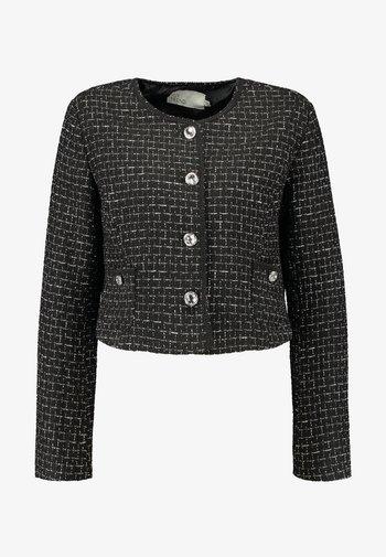 DELUXE - Summer jacket - black