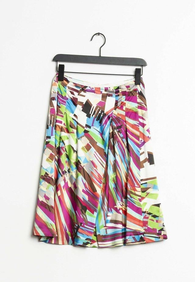 A-lijn rok - multi-colored