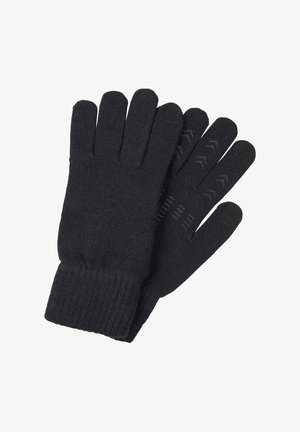 MIT TOUCH-FUNKTION - Gloves - knitted navy melange