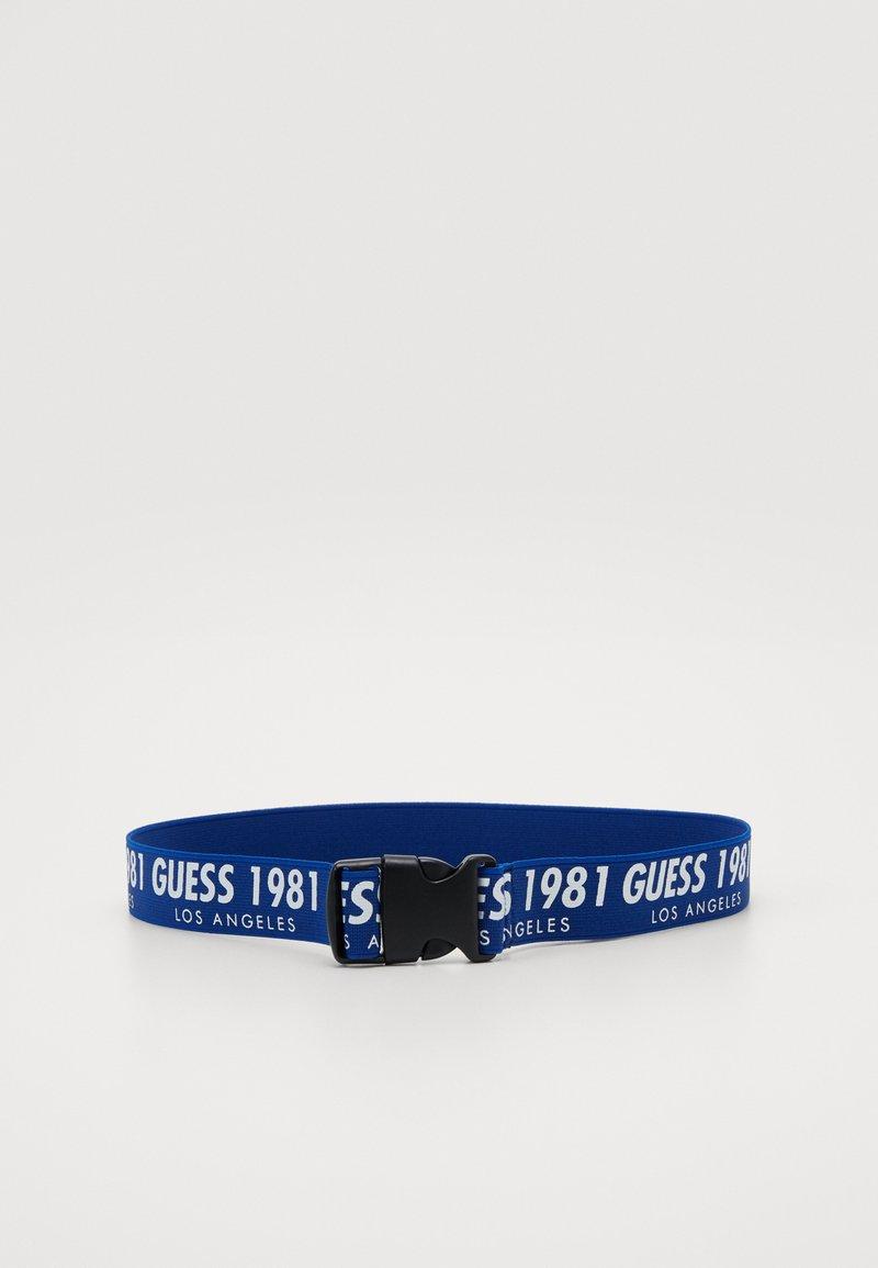 Guess - ARON - Pásek - blue