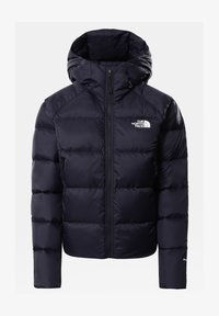 The North Face - W HYALITE DOWN HOODIE - EU - Down jacket - aviator navy - 0