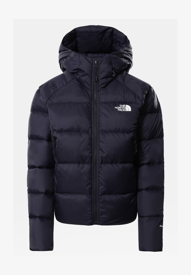 The North Face - W HYALITE DOWN HOODIE - EU - Down jacket - aviator navy