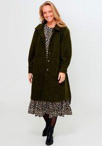 Noella - Winter coat - military - 1
