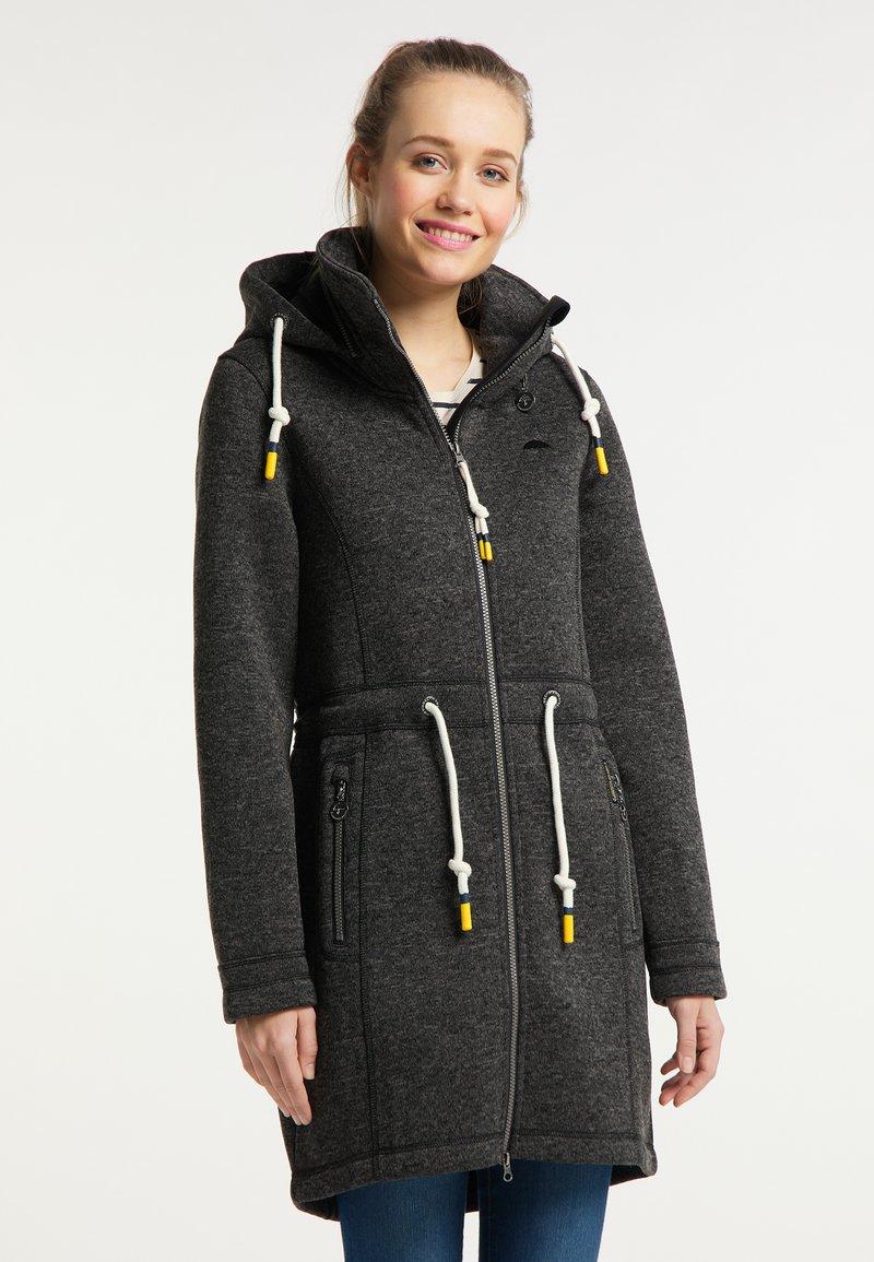 Schmuddelwedda - Winter coat - grau melange