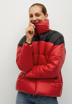 AMELIE-I - Winter jacket - rouge