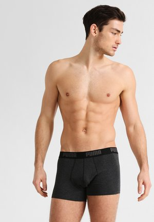 BASIC TRUNK 2 Pack - Pants - black