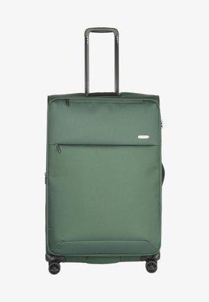 Wheeled suitcase - majesticgreen