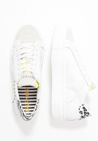 CAFèNOIR - Sneakers - bianco - 3