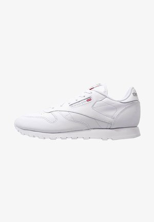 CLASSIC LEATHER CUSHIONING MIDSOLE SHOES - Sneakersy niskie - white