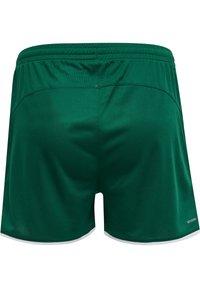 Hummel - HMLAUTHENTIC  - Sports shorts - evergreen - 2