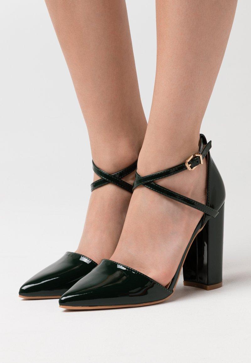 RAID - KATY - High heels - dark green
