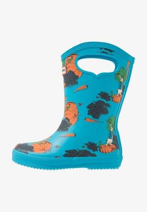 KIDS FIRST CLASSIC PULL-ON PETER RABBIT - Stivali di gomma - jacket blue