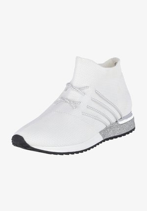 High-top trainers - weiß
