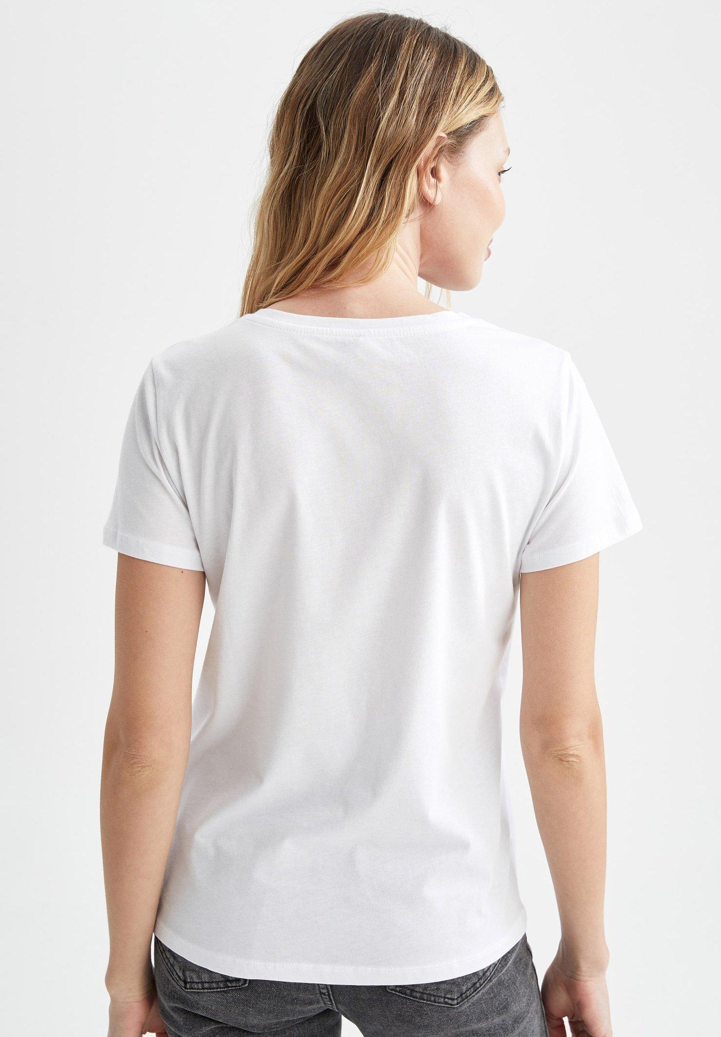 Damen REGULAR FIT - T-Shirt print