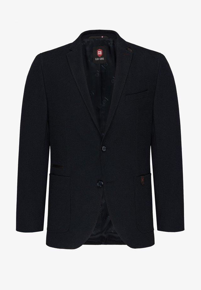 Blazer jacket - dunkelblau