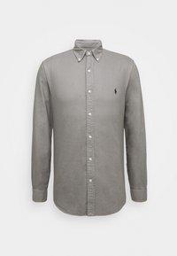 LONG SLEEVE SPORT - Shirt - perfect grey