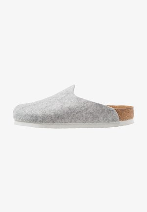 AMSTERDAM - Slippers - light grey