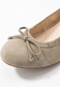 Gabor - Ballet pumps - schilf - 2