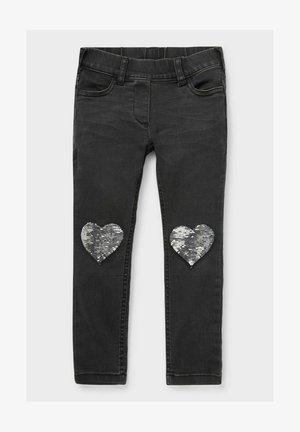 Jeans Skinny Fit - denim-dark gray