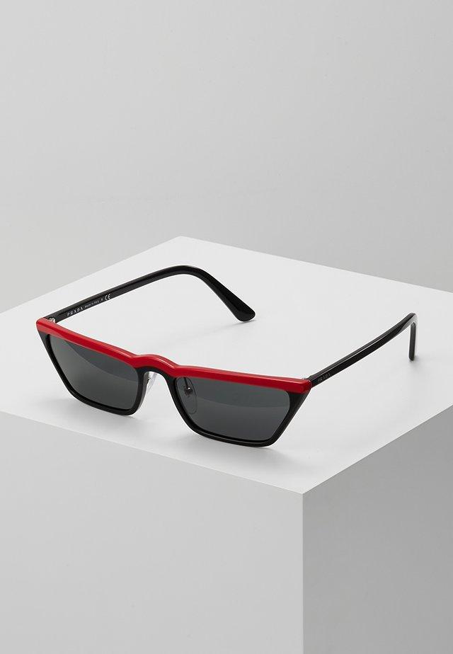 Sonnenbrille - red/black