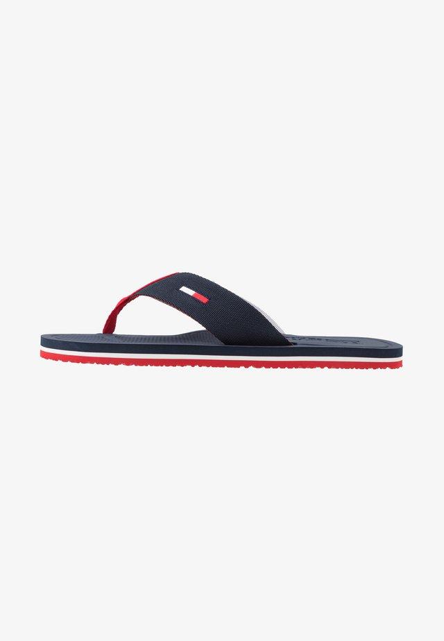 COMFORT FOOTBED BEACH - Teensandalen - red